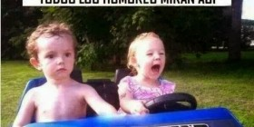 Cuando conducen las mujeres