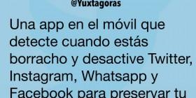 App que te desactive WhatsApp