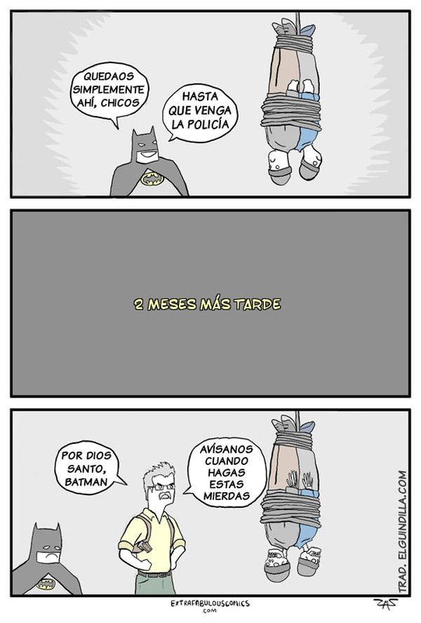 Avísanos Batman