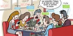 Comunicación en el restaurante