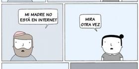 Hay más cosas en la vida que Internet