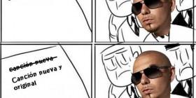 La nueva canción de Pitbull
