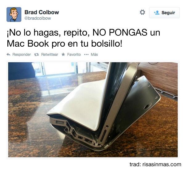 Un Mac Book Pro en tu bolsillo