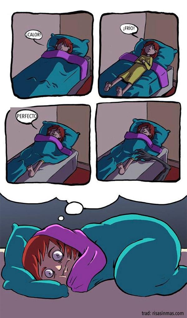 Por qué no puedo dormir