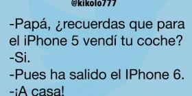 Quería hablarte del iPhone 6