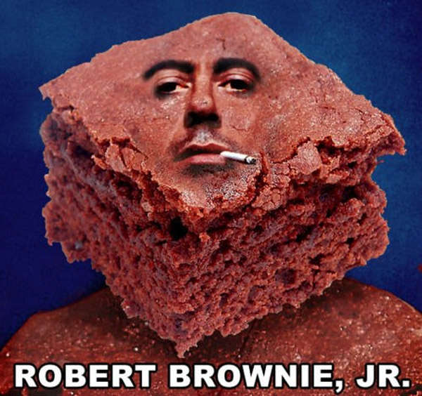 Robert Brownie, JR.
