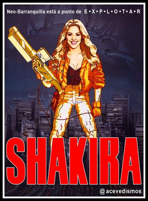 Shakira la película