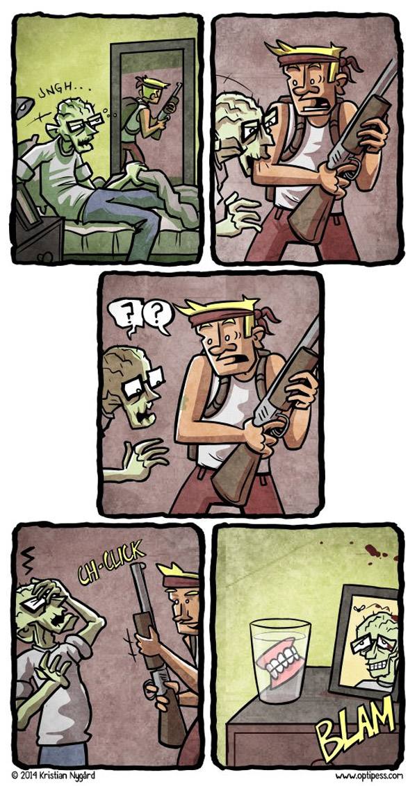 Zombies ancianos