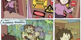 Zona de alta radiación