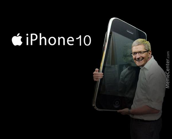 Imagen del iPhone 10