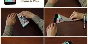 Cómo convertir el iPhone 6 en un iAvión
