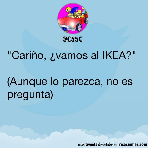 Vamos al IKEA