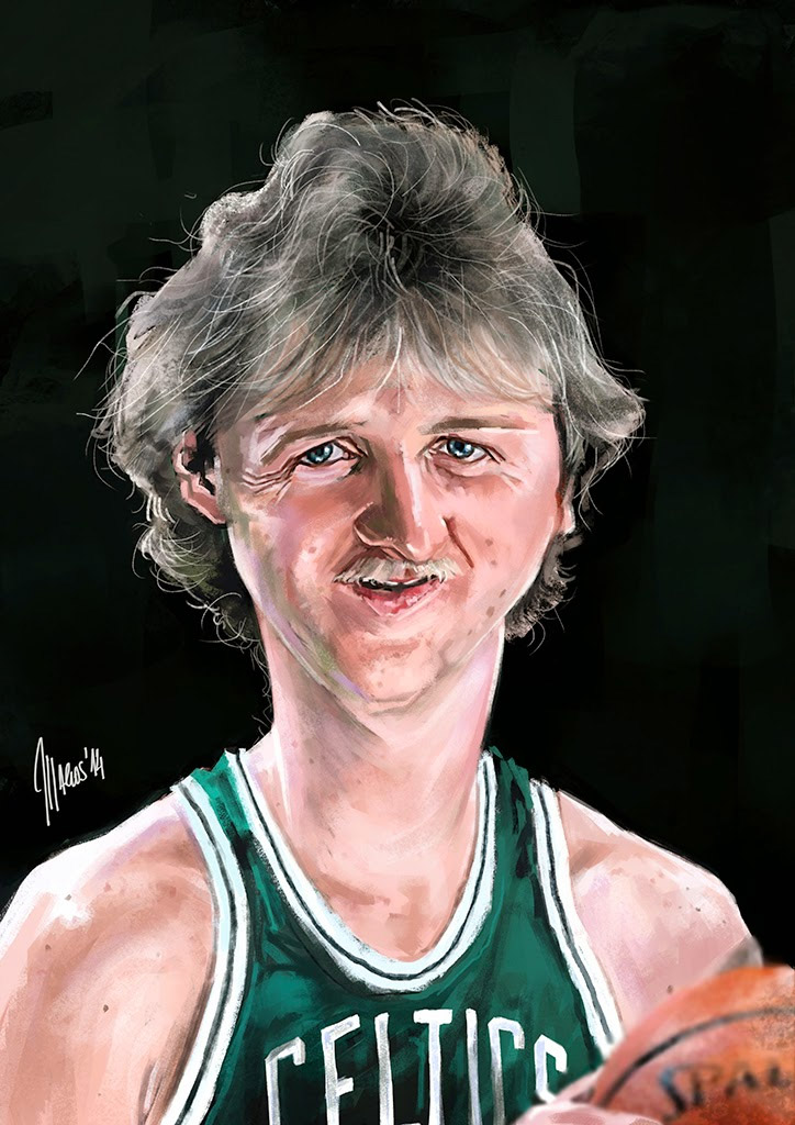 larry bird contact