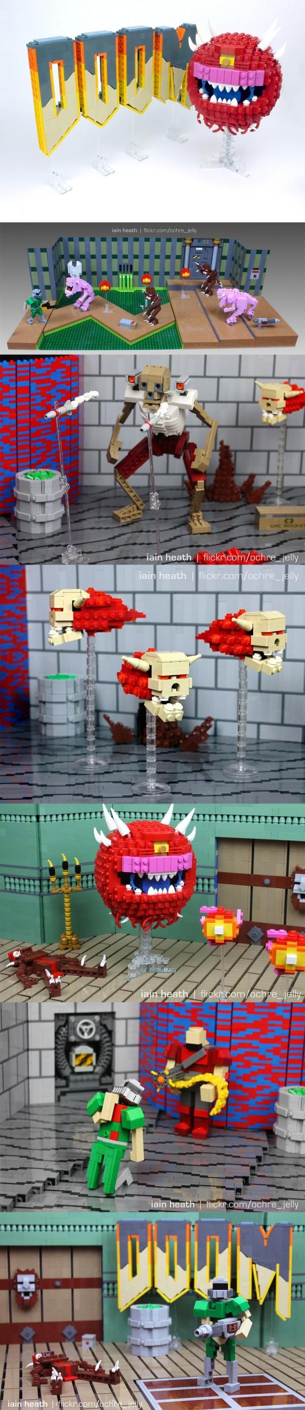 Doom en LEGO