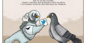 Elimina a este pájaro