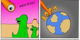 La verdad de cómo se extinguieron los dinosaurios