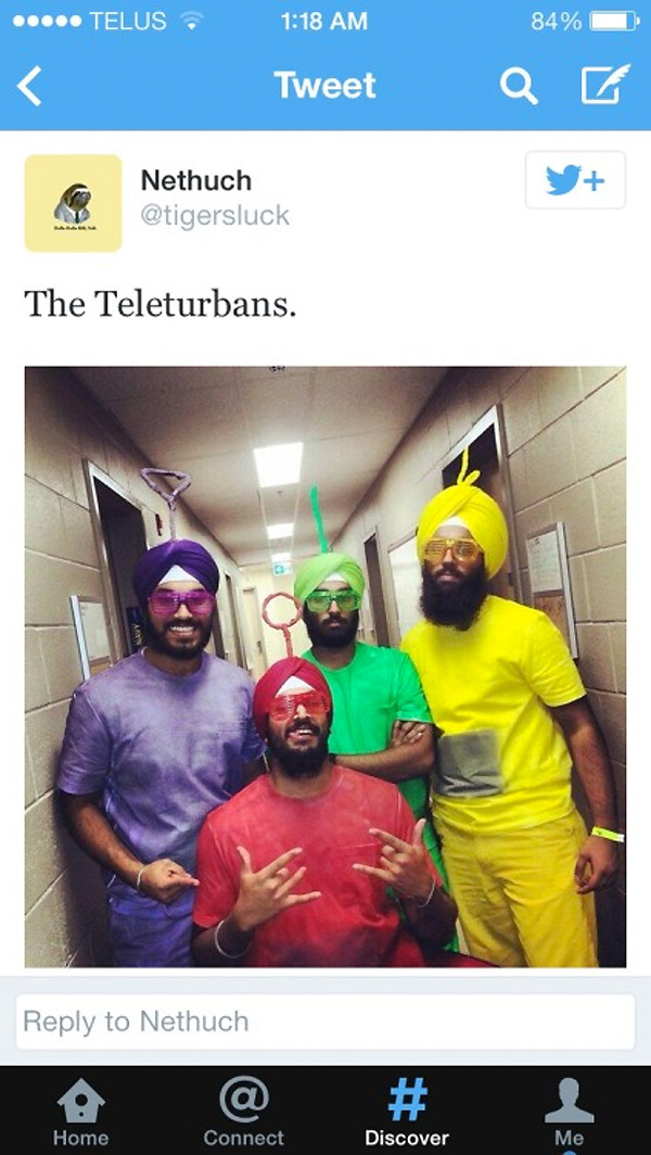 Los Teleturbans
