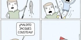 Maldito Jacques Cousteau