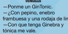 Ponme un GinTonic