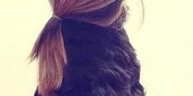 Qué pelo tan bonito, chica