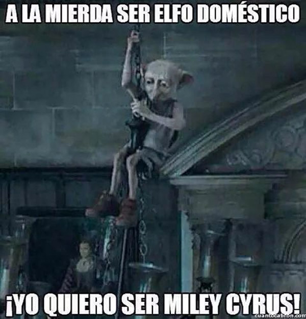 ¡Quiero ser Miley Cyrus!