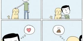 Sentimientos perrunos