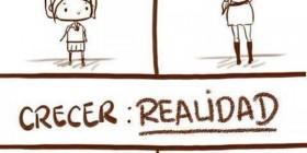 Crecer: expectativa y realidad