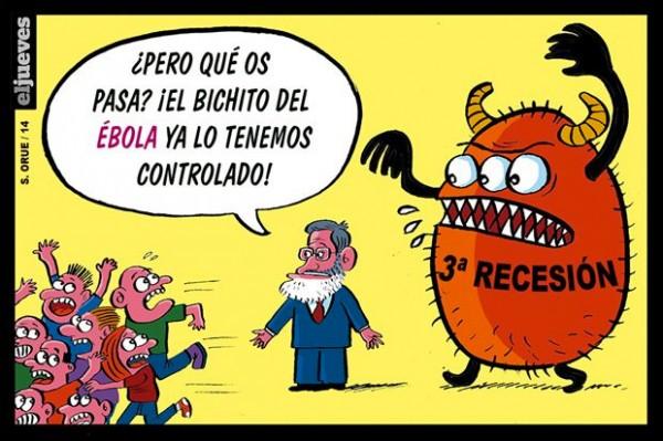 El bichito del ébola está controlado