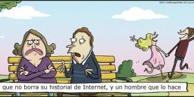 Borrar historial de Internet
