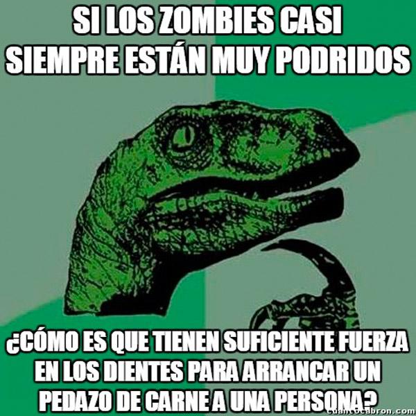 Filosoraptor: zombies