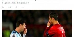 La rivalidad de Cristiano Ronaldo y Messi