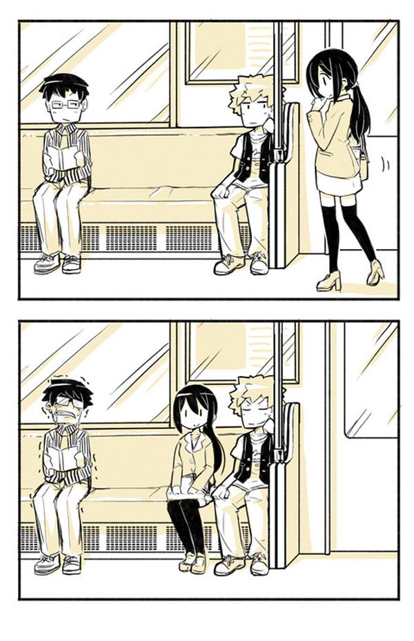 Mala suerte con las chicas
