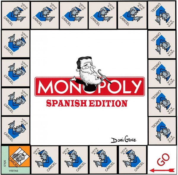 Monopoly Spanish Edition