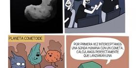 La verdad sobre Rosetta