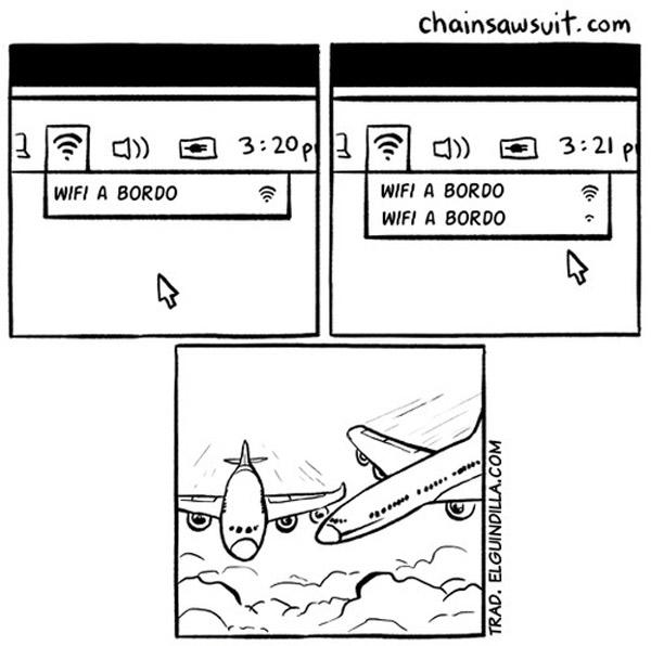 Wi-Fi a bordo