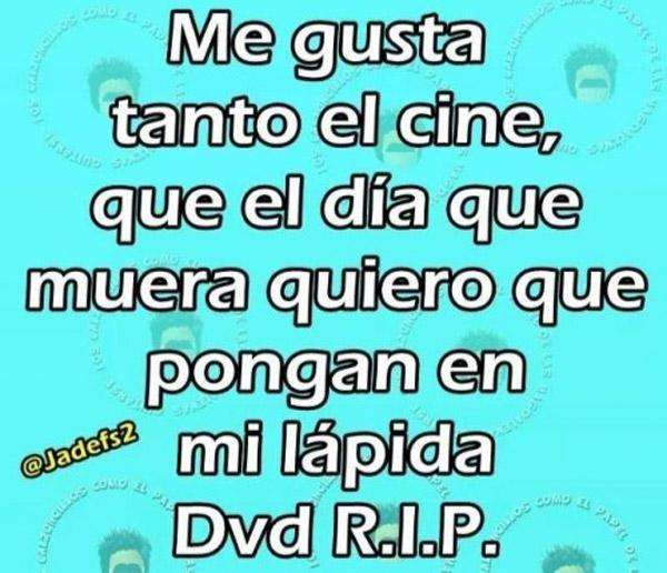 DVD R.I.P.
