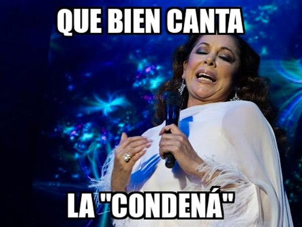 Isabel Pantoja, la