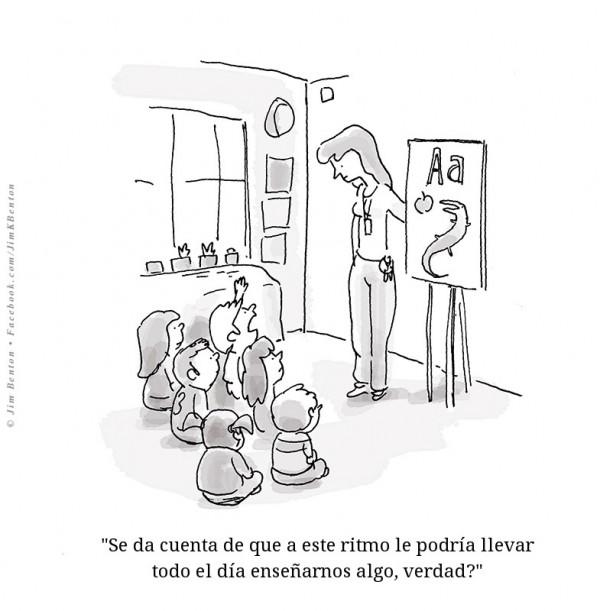 Ritmo de enseñanza