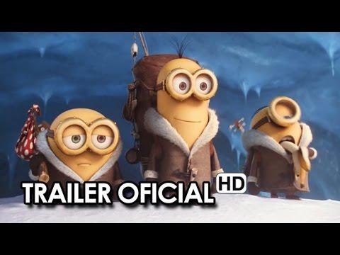 Primer tráiler de la película Los Minions