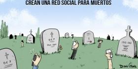 Una red social para muertos