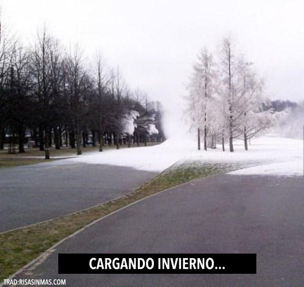 Cargando invierno...