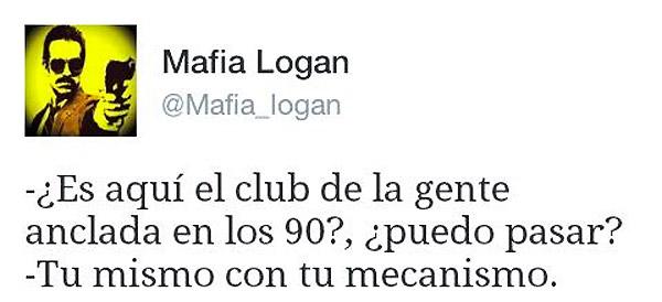 El club de la gente de los 90