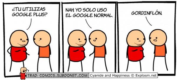 Utilizo Google Plus