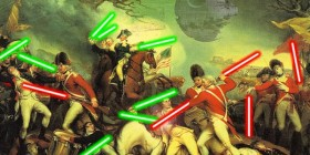 Guerra de la Independencia y Star Wars