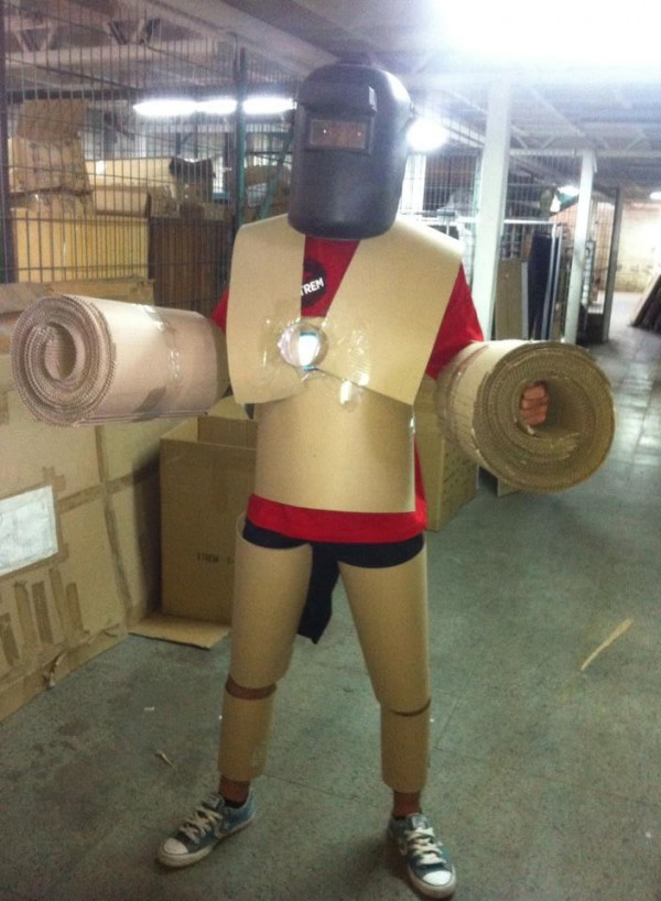 Iron man Low Cost