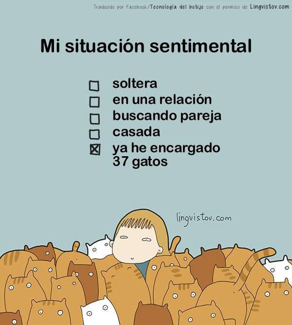 Mi situación sentimental