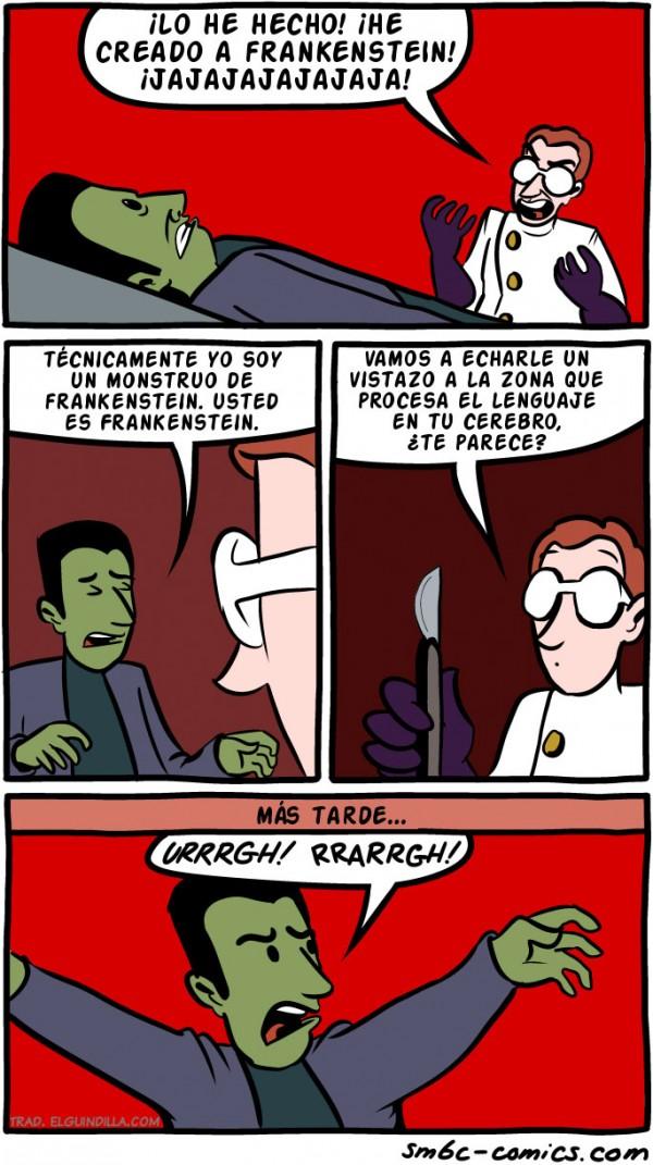 Monstruo de Frankenstein