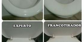 Nivel en el WC