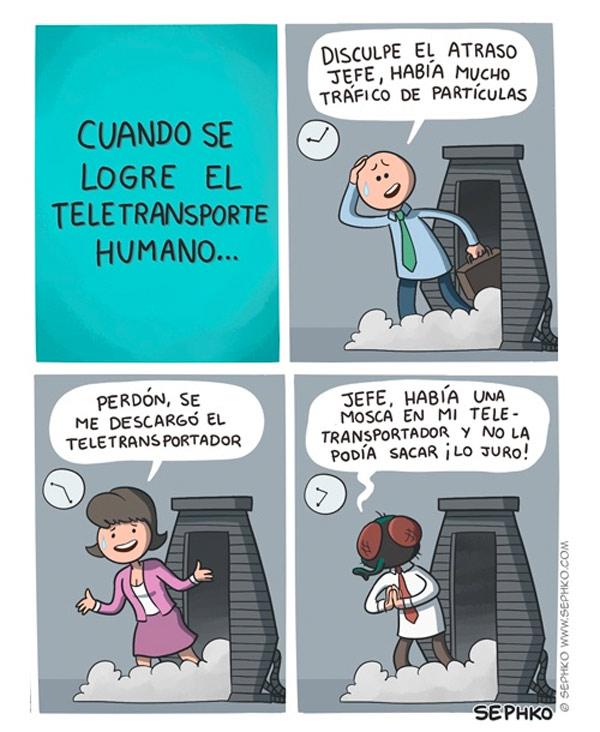 Teletransporte humano