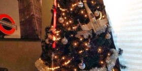 Árboles de Navidad frikis: Star Wars